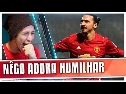 REACT 35 Gols Mais Humilhantes Do Futebol (SportsHD)