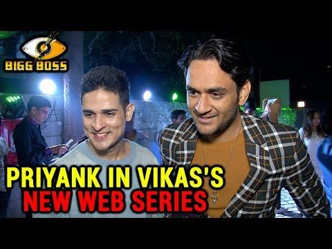 Priyank Sharma In Vikas Gupta's Web Series Confirmed | Bigg Boss 11