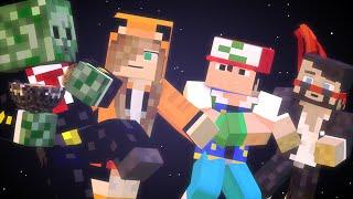 FOOD FIGHT (Minecraft Animation)