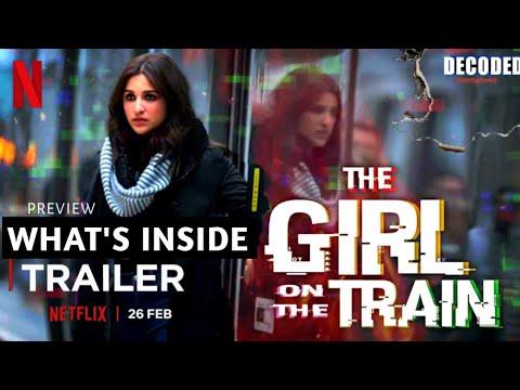 The Girl on the Train - Official Trailer (Hindi) | Parineeti Chopra | Aditi Rao | A Netflix Film