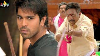 Latest Telugu Movie Scenes | Ram Charan Karrasamu with Prakash Raj | Govindudu Andarivaadele - SRIBALAJIMOVIES