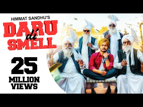 Himmat Sandhu-Daru Di Smell Mp3 Song Download And Video