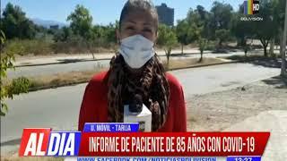 Coronavirus: Tarija confirma un nuevo caso