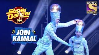 इस Unique Themed Performance ने जीता Judges का दिल | Super Dancer | Jodi Kamaal - SETINDIA