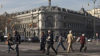 El Banco de España agrava sus previsiones sobre el desplome de la economía