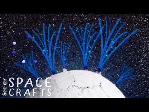 Could Ice Volcanoes Harbor Alien Life?