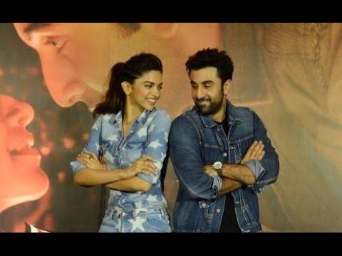 Ranbir Kapoor & Deepika Padukone Take Love Chemistry Test!