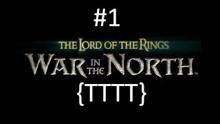 Lord of the Rings War in the North Walkthrough Part 1 - Finding Allies (X360/PS3/PC) [HD]