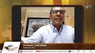 Opinio?n de Domingo Contreras sobre los cambios que ha hecho Carolina Meji?a | Tu Mañana By Cachicha