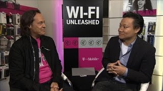 T-Mobile CEO accuses rivals of 'trickery' over iPhone deals