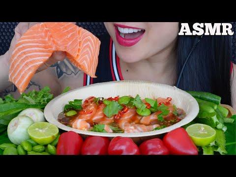 ASMR-SPICY-THAI-SALMON-SALAD-+