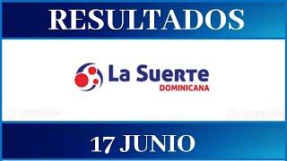 Lotería La Suerte Dominicana Resultados de hoy