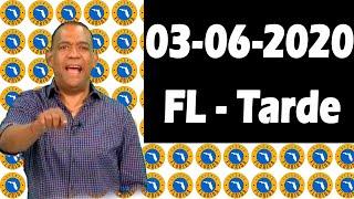 Resultados y Comentarios La Florida Tarde (Loteria Americana) 03-06-2020 (CON JOSEPH TAVAREZ)