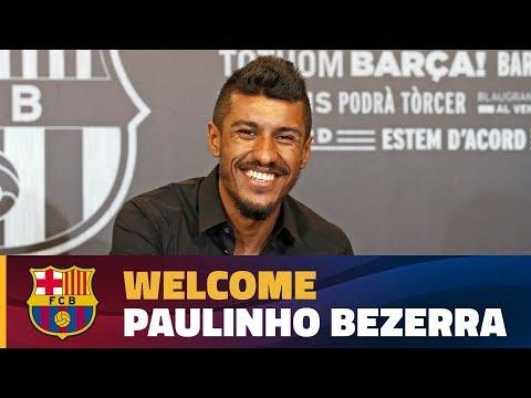 The Brazilian's long journey takes him to Barça