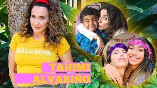 Tahimí Alvariño habla de su vida como Mamá   Reto Mamá en Cuarentena 2020.