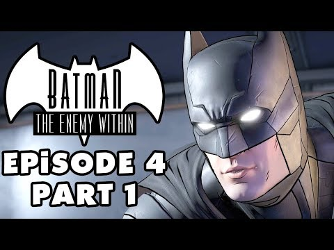 connectYoutube - THE VIRUS! - Batman: The Enemy Within - Episode 4: What Ails You - Gameplay Part 1 (Telltale)