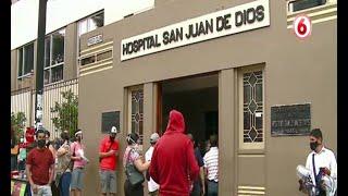 60 mil cirugías sin realizar por la pandemia
