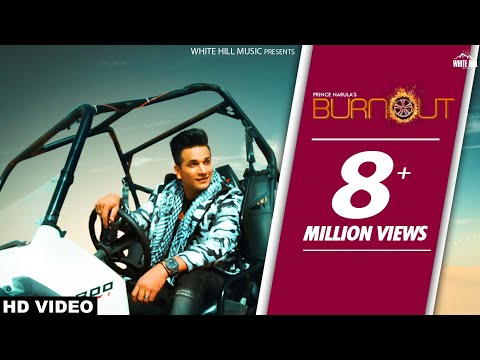 Burnout-Prince Narula HD Video Song With Lyrics Mp3 Download