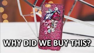 $250 iPhone Case!? - Useless Tech Over $100