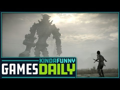 connectYoutube - Bluepoint's Next Game Is a Remake - Kinda Funny Games Daily 03.12.18