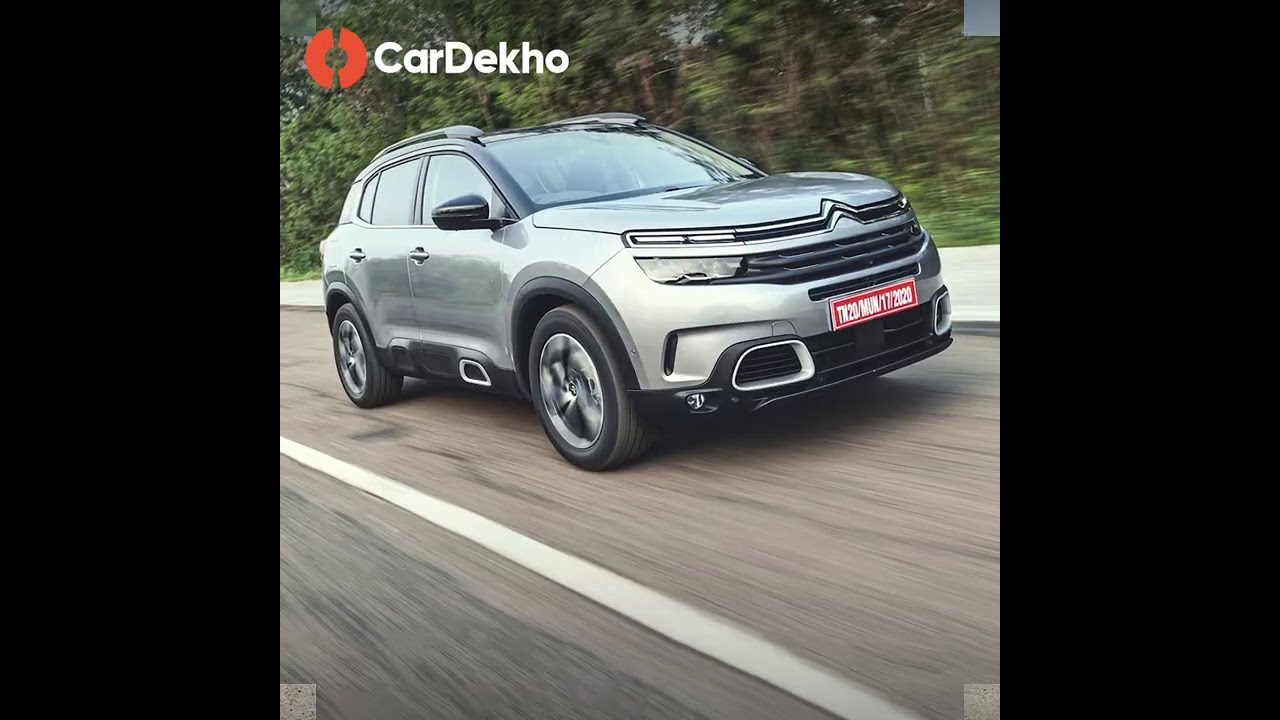 Citroen C5 AirCross India Price, Features, Engine Options and More!   Quick Look