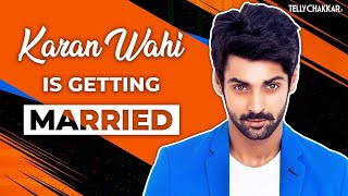 OMG! Karan Johar REVEALS about Karan Wahi's marriage plans | Checkout to know more | TellyChakkar - TELLYCHAKKAR