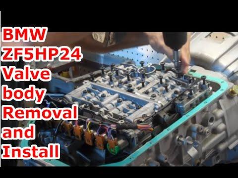 DIY Transmission Oil Change BMW E46 Automatic - VidoEmo ...
