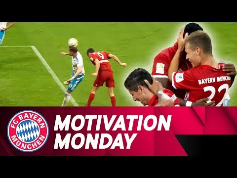 FC Bayern vs Schalke #MondayMotivation