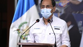 Ministro de Salud confirmó 231 nuevos casos de covid-19