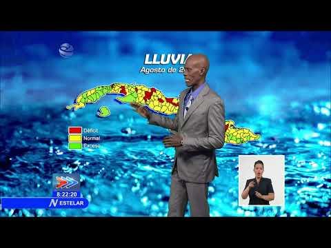 Comportamiento de las precipitaciones en Cuba desde el Estelar