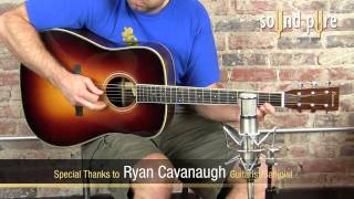 Eastman Guitars Handmade AC720 Acoustic Guitar Demo at Sound Pure