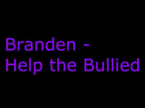 connectYoutube - Help the Bullied (Song)
