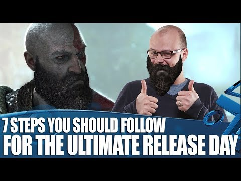 7 Steps Every Gamer Should Follow For The Ultimate Release Day
