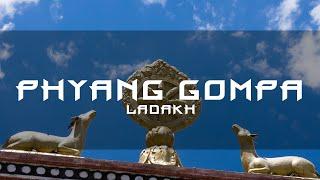 Phyang Gompa - Monasteries of Ladakh