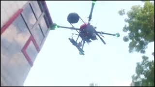 25 July 2021 -  Garuda Aerospace introduces 2 new drones - ANIINDIAFILE
