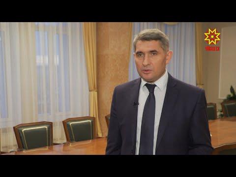 Олег Николаев пирӗн тӑрӑхри лару-тӑру пирки