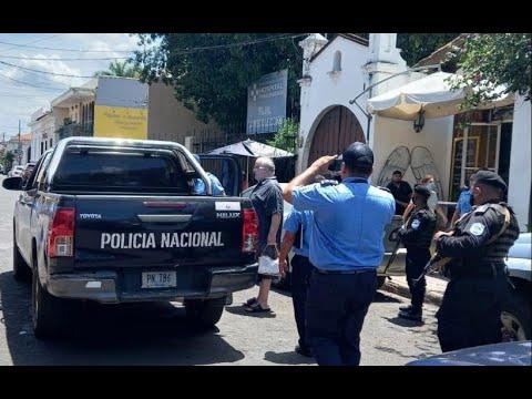 Esposa de José Pallais preocupada por la salud del opositor apresado por la policía Sandinista.