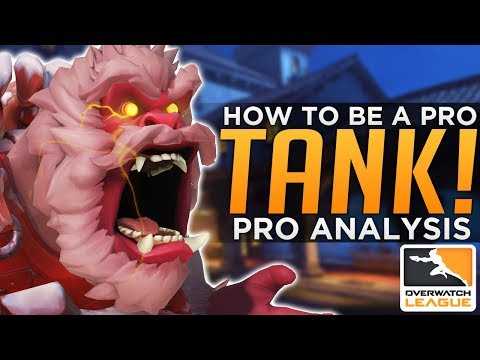 connectYoutube - Overwatch: How to be a PRO Tank - Space Creation Tactics