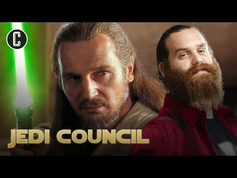connectYoutube - Will Qui-Gon Jinn Appear in the Obi-Wan Film? With Epic Meal Time's Harley Morenstein - Jedi Council