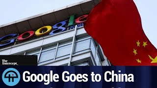 Could Google Go Back to China?