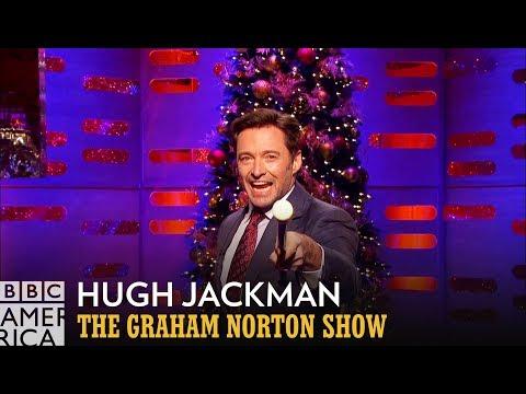 Hugh Jackman Recaps The Show As P.T. Barnum - The Graham Norton Show