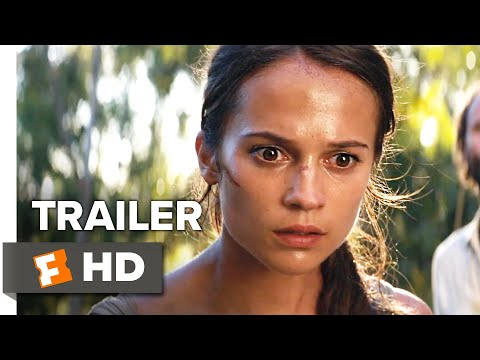connectYoutube - Tomb Raider Trailer #2 (2018) | Movieclips Trailers