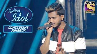 Kunal ने Aishwarya Rai को उनका ही गाना गाकर कर दिया Impress | Indian Idol | Contestant Jukebox - SETINDIA