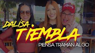 Le dan Agua de Azucar a Dalisa Alegria tras Enterarse de Reunion AlexandraMVP con la Berny y Amelia
