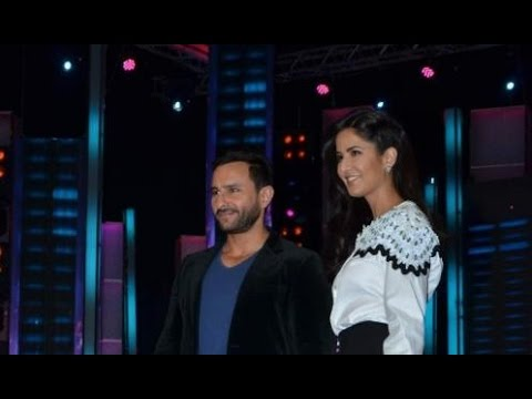 Saif Ali Khan & Katrina Kaif Promote 'Phantom' In Style