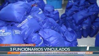 Fiscalía ordena aprehensión de tres personas por caso de bolsas de comida de Panamá Solidario