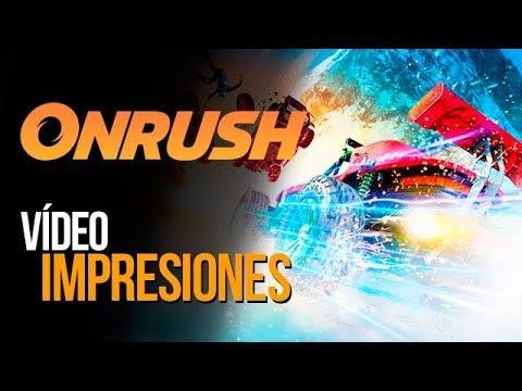 connectYoutube - ONRUSH, Vídeo Impresiones