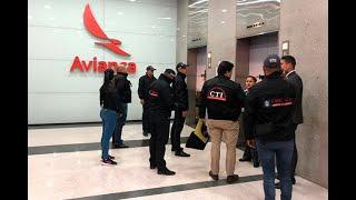 Fiscalía ordenó allanamiento de oficinas de Avianca - Noticias Caracol