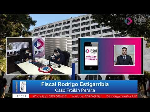 Entrevista- Fiscal Rodrigo Estigarribia