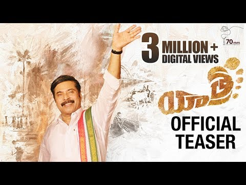 Yatra  OFFICIAL TRAILER